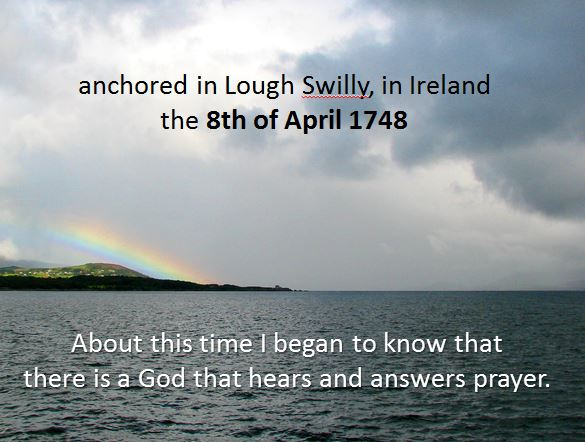 Swilly 8 April