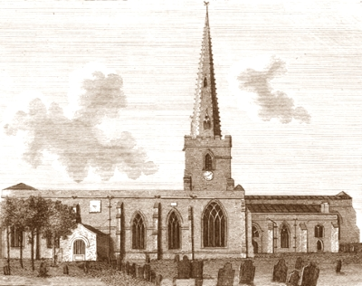 St Martins old